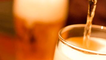 合コンでのビール