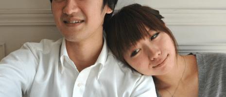 同棲のデメリットを考えるカップル