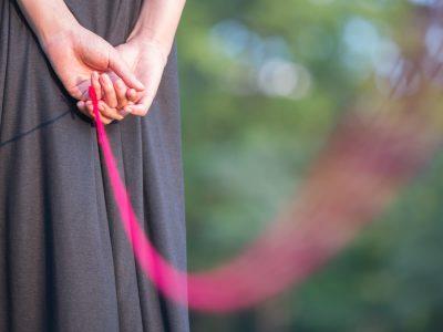 運命の人との赤い糸